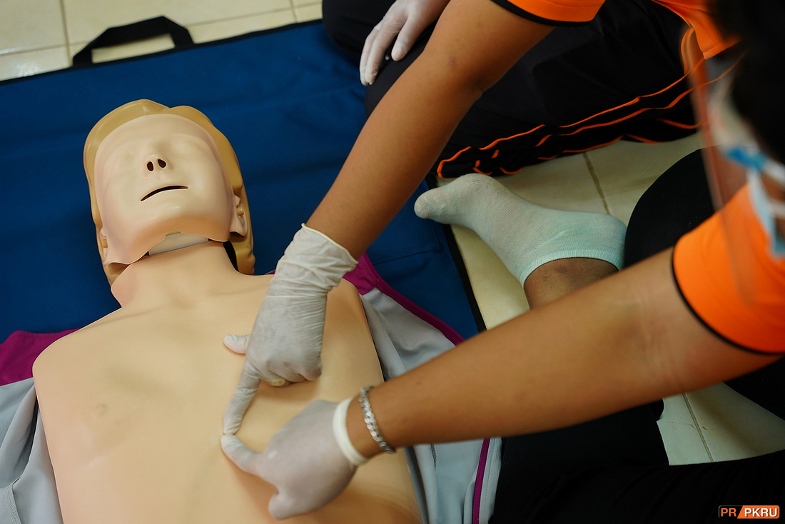 cpr aed 5